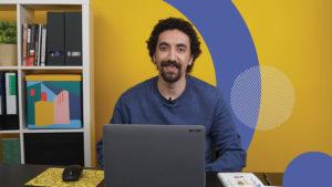 أحمد عواد مدرسة البيانات