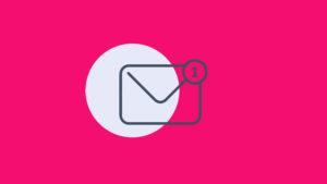 تغيير خصائص الإشعارات وتحديد نوع الإشعارات التي تود الحصول عليها عبر بريدك الإلكتروني