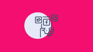 التسجيل باستخدام حسابات التواصل الاجتماعي